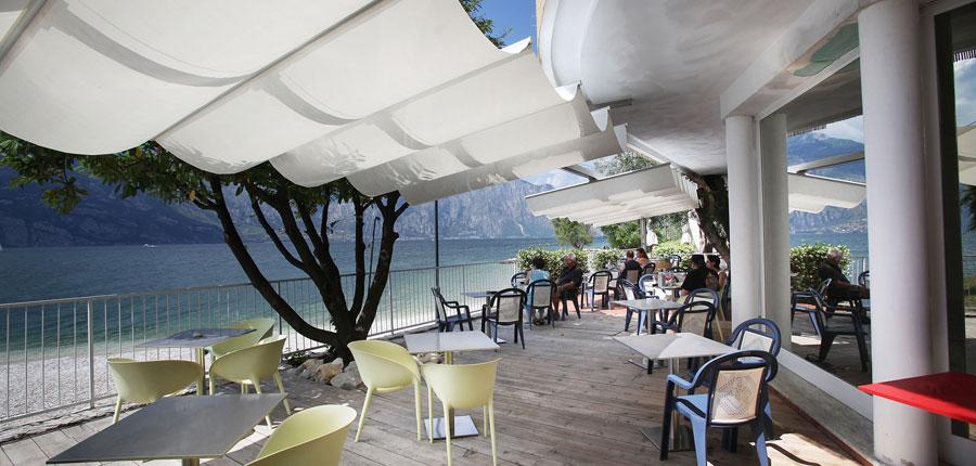 Hotel Primaluna, Malcesine, Lake Garda, Italy - Lakeside Bar.jpg
